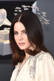 Lana Del Rey at the 2018 Grammy Awards