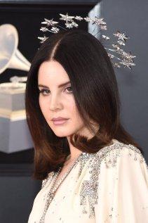 Lana Del Rey at the 2018 Grammy Awards