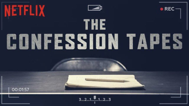 The Confession Tapes Netflix