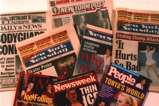 Tonya Harding Headlines
